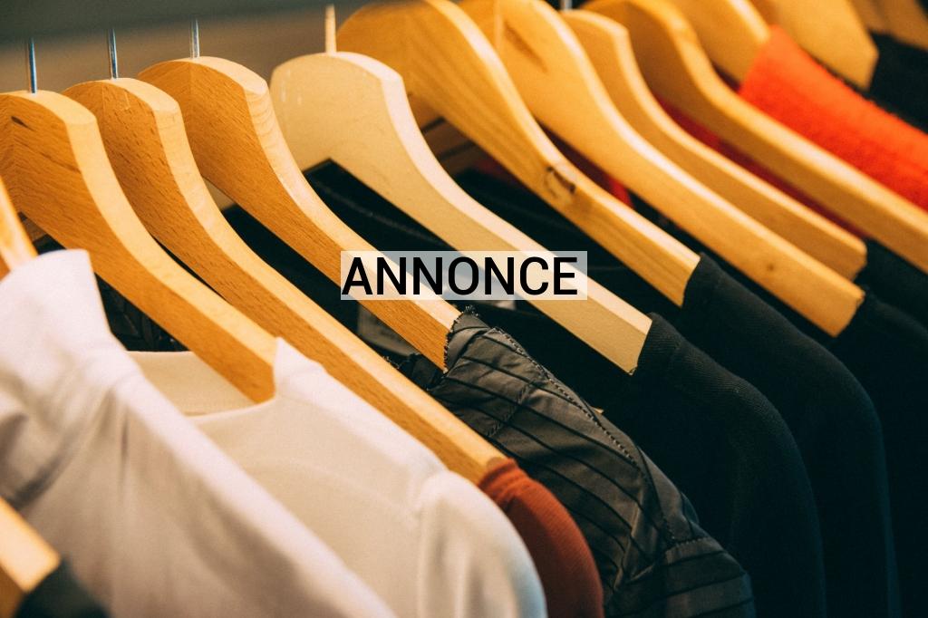 Erbjudanden angående kläder till kvinnor