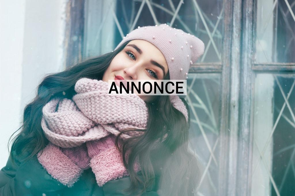 Håll dig varm i vinterkylan